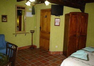 Habitación Albarcas - Posada Naciebro, Fontibre