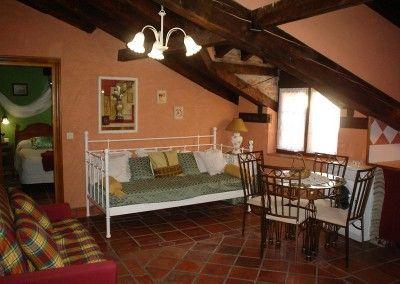 Apartamento Yugo Posada rural Naciebro, Fontibre