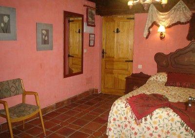 Habitación Guariza Posada rural Naciebro, Fontibre