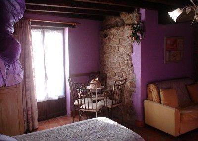 Habitación Rabel Posada rural Naciebro, Fontibre