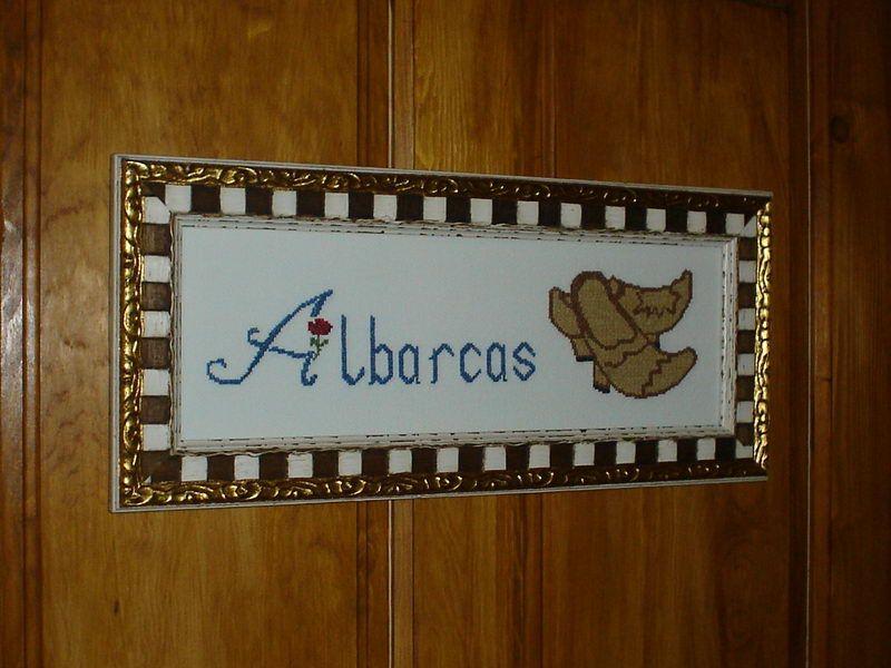 Albarcas