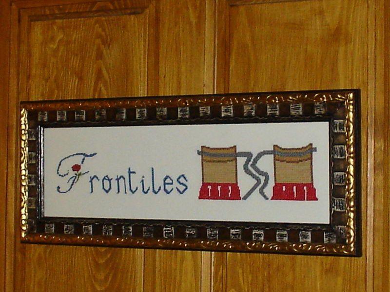Apartamentos - Frontiles