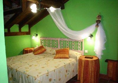Apartamento Frontiles Posada rural Naciebro, Fontibre